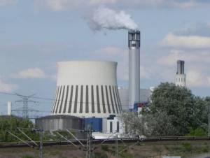 Kraftwerk Reuter (2011) Kraftwerk Reuter, Berlin-Spandau, Spree