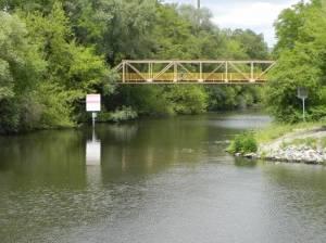 Stichkanalsteg (2014) Stichkanalsteg, Steglitz-Zehlendorf