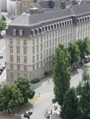 Senatsverwaltung für Wirtschaft, Schöneberg