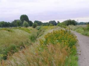 Humboldtspur Etappe 4, Vom Fließgraben in Pankow-Heinersdorf bis zum Malchower See