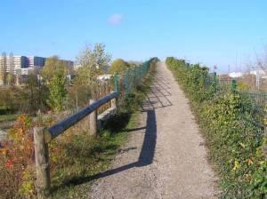 Höhenweg am Wustrower Park, Neu-Hohenschönhausen