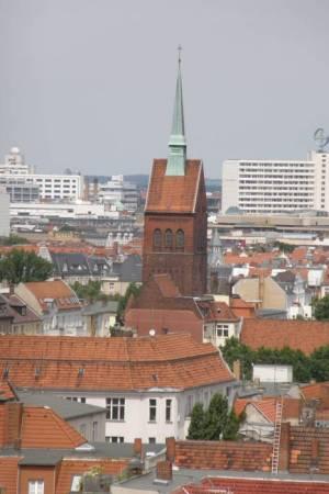 Kirche zum Heilsbronnen, Schöneberg