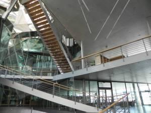 Treppenhaus (2011) Akademie der Künste, Berlin-Mitte