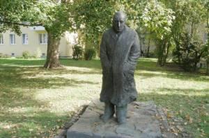 Carl von Ossietzky, Pankow