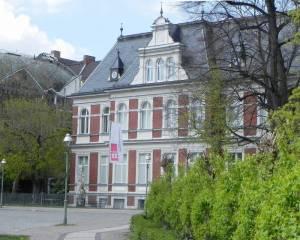 Heimatmuseum Charlottenburg-Wilmersdorf (2012) Heimatmuseum Charlottenburg-Wilmersdorf, Villa Oppenheim