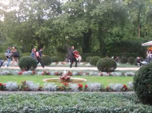 Englischer Garten, Großer Tiergarten