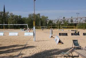 Beach-Volleyball, Kreuzberg