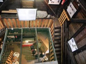 Filmmuseum im Aussichtsturm (2012) Filmmuseum, Woltersdorf, Aussichtsturm auf den Kranichsbergen