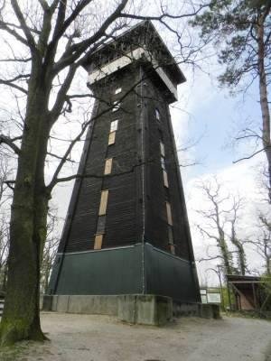 Aussichtsturm Kranichsberge (2012) Aussichtsturm, Filmmuseum mit Aussicht