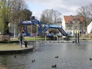 Woltersdorfer Schleuse, Flakensee, Kalksee, 66-Seen-Weg