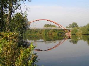 Heiligenseer Weg Etappe 3, Von Saatwinkel zur Hinckeldeybrücke