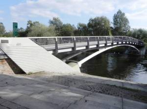 Inselbrücke, Potsdam, Alte Fahrt, Freundschaftsinsel