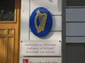 Irland, Berlin-Mitte