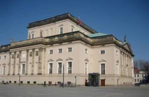 Staatsoper 2016 Staatsoper, Berlin-Mitte, Bebelplatz, Humboldt-Universität, St. Hedwigs-Kathedrale, Humboldt-Forum