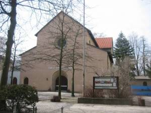 Christ Embassy Church, Berlin-Tiergarten