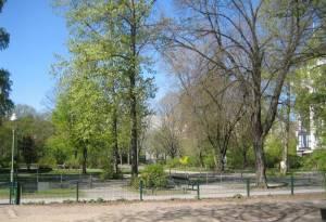 Alle Fotos von April 2010 Park an der Bremer Straße, Moabit