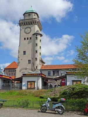 Casinoturm (2016) Casinoturm, Berlin-Frohnau, Zeltinger Platz, Ludolfingerplatz
