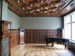 Grieg-Gedenk- und Begegnungsstätte, Leipziger Notenspur