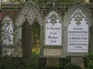 Alter Johannisfriedhof Alter Johannisfriedhof, Leipziger Notenspur
