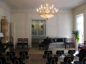 Schumann-Haus Schumann-Haus, Leipziger Notenspur