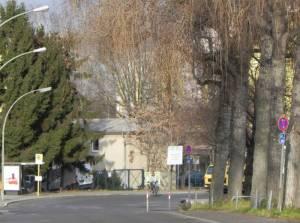 Chris-Gueffroy-Allee (2011) Chris-Gueffroy-Allee, Berlin-Baumschulenweg, Britzer Verbindungskanal, Mahnmal Chris Gueffroy