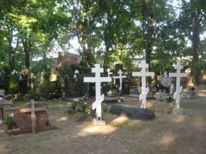 (2010) Russisch-Orthodoxer Friedhof, Berlin-Tegel