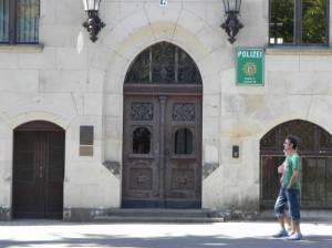 (2010) Polizeirevier, Altes Rathaus