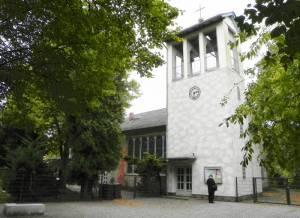 Philippus-Kirche (2010) Philippus-Kirche, Berlin-Tegel