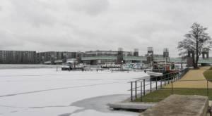 Havel und östliche Wasserstadt,