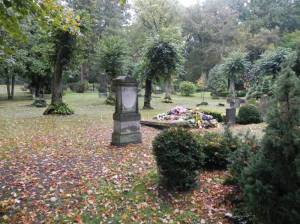 Friedhof Sacrow, Potsdam