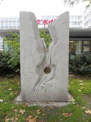 Gedenkstein (2010) Cemal Kemal Altun, Charlottenburg