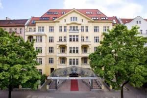 Grand City Hotel Berlin Mitte, Osloer Straße 116a, 13359 Berlin