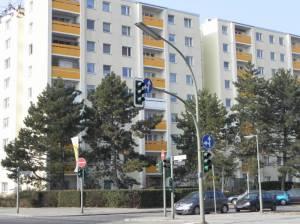 Halbauer Weg (2011) Halbauer Weg, Berlin-Lankwitz, Grünzug Alt-Lankwitz, Kleingartenanlage Alt-Lankwitz