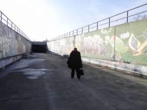 S-Bahn-Tunnel, Tegeler Straße
