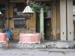 Kabelproduktion (2010) Kabelwerke Oberspree,