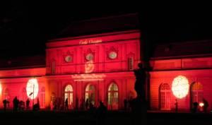 Orangerie beim Festival of Lights 2010 Orangerie, Schloss Charlottenburg