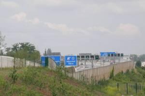 Autobahn A113 (2009) A113, Neukölln und Treptow-Köpenick