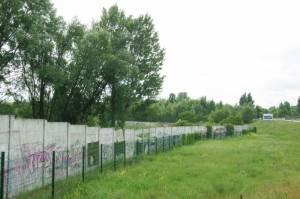 Mauerreste (2009) Mauerreste, Altglienicke, Rudower Höhe