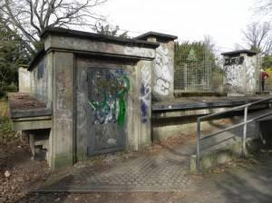 Wolffring, Bunkeranlage (2011) Bunkeranlage, Berlin-Tempelhof, Parkring