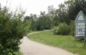 Grünanlage am Mozartring Teltower Dörferweg, Von der Waltersdorfer Chaussee zum U-Bahnhof Zwickauer Damm