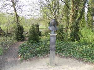 Königin Luise (2011) Königin Luise, Schlosspark Charlottenburg