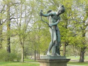 Amor (2011) Amor, Schlosspark Charlottenburg