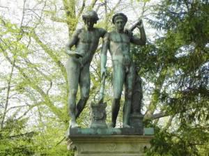 Ildefonsogruppe (2011) Ildefonso, Schlosspark Charlottenburg