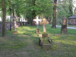 Alter Dorffriedhof (2011) Dorfanger, Alt-Marienfelde