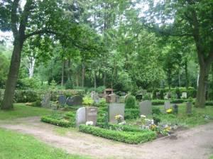 Friedhof Grünau,