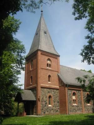 Kirche in Kartzow (2010) Kirche Kartzow, Potsdam