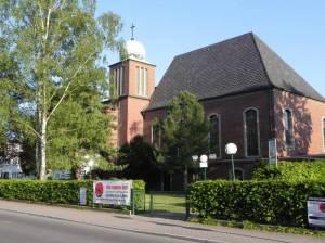 Salvatorkirche (2011) Salvatorkirche, Berlin-Lichtenrade,