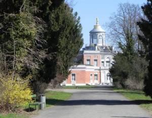 Neuer Garten, Marmorpalais (2012) Neuer Garten, Potsdam-Nauener Vorstadt, Schloss Cecilienhof, Marmorpalais, Heiliger See, Eremitage