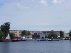 Citymarina (2014) Citymarina Rummelsburg, Bootsverleih, Liegeplätze, Spree