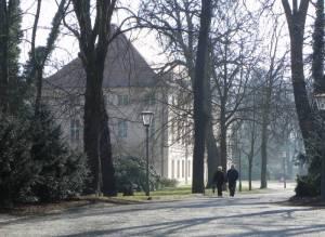Schlossgarten Schönhausen, Berlin-Niederschönhausen